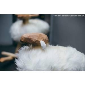 Mouton à bascule gustave