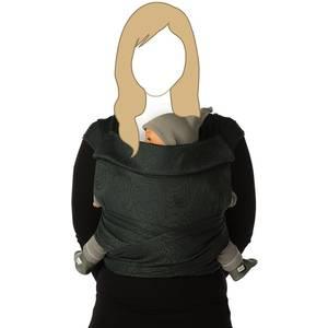 Echarpe de portage bb tai black moonshadow - babylonia -