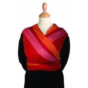 """Echarpe de portage """"tricot slen"""" - Papaye - babylonia"""