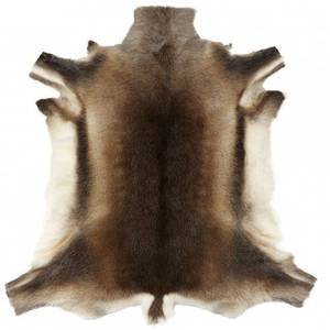 Peau de renne 130 x 100cm - Suede Import