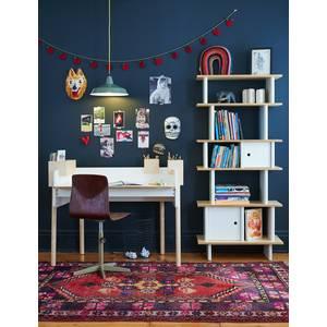 Bibliothèque Mini Library - bouleau - oeuf nyc