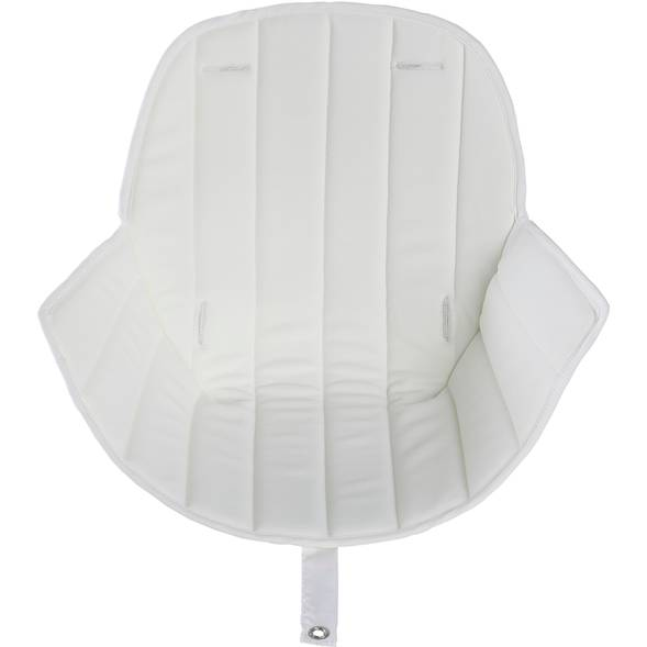 "Assise pour chaise Ovo Luxe ""Blanc"""