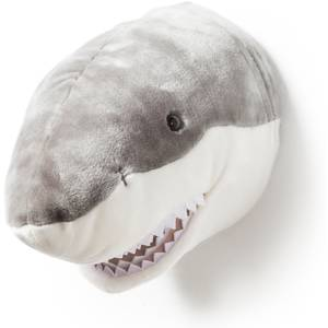 Trophée tête deco animal Jack le Requin  wild & soft
