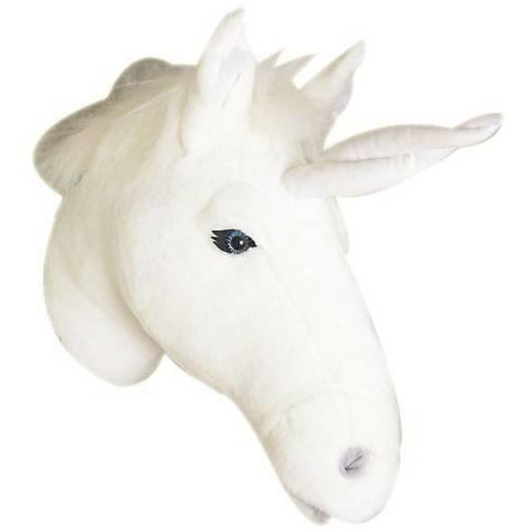 Trophée tête deco animal Claire la Licorne bibib & Co