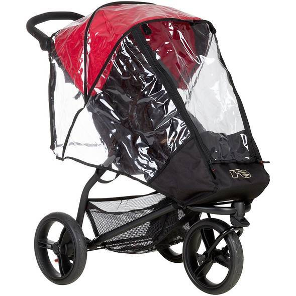 Protection pluie Swift et Mini - mountain buggy