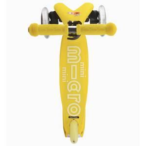 Mini micro deluxe jaune anodisé - micro -