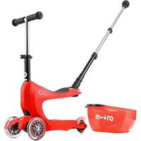 Trottinette Mini 2Go (1-5 ans) Deluxe Rouge