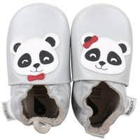 "Chaussons Soft Sole ""Panda"" - Bobux"