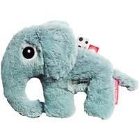 "Peluche Elphee l'Elephant ""Bleu"" (21 cm)"