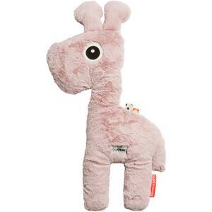Grande peluche raffi la girafe rose done by deer
