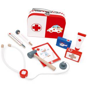Valisette docteur - scratch -