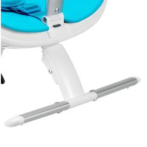Repose pieds blanc pour chaise FRESCO - BLOOM
