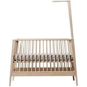 Fleche de lit pour lit linea en hêtre naturel - leander -