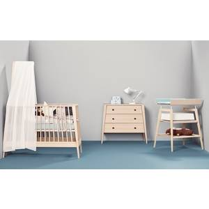 Commode linea en hêtre naturel - leander -