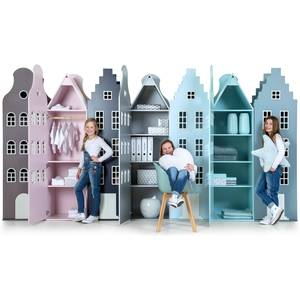 Armoire amsterdam cloche blue pastel - this is dutch -