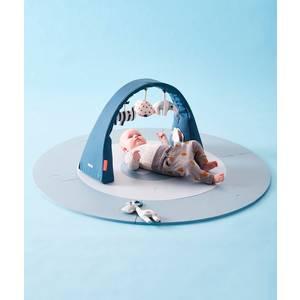 Arche d'activité bébé bleu foncé done by deer