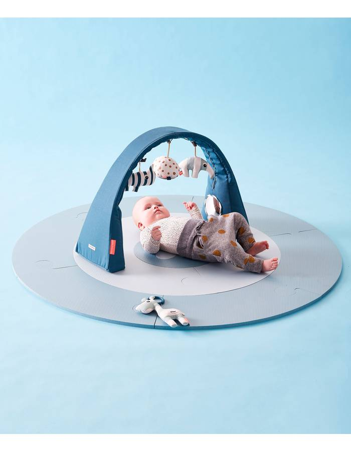 arche d 39 activit s bleu fonc dr m design. Black Bedroom Furniture Sets. Home Design Ideas