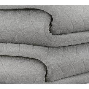 Housse de matelas en laine gris - bugaboo