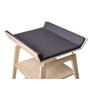 LINEA Table à langer hêtre avec matelas - leander