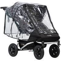 Protection pluie double pour duet v3 - mountain buggy