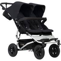 Poussette duet v3 black - moutain buggy -