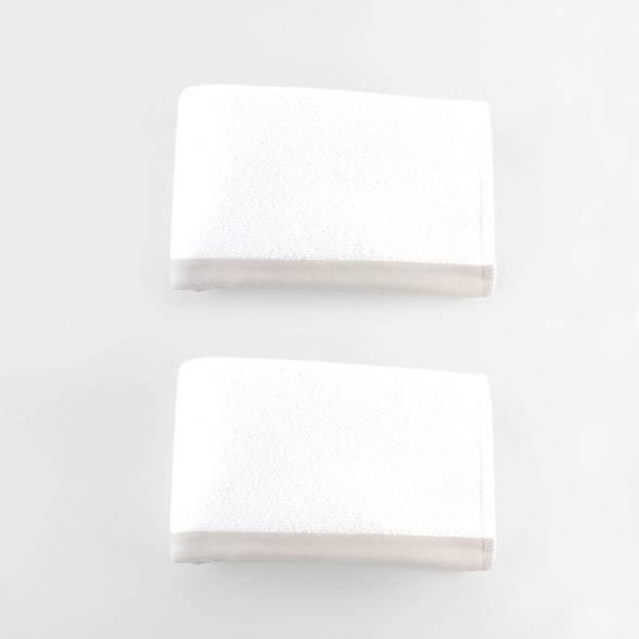 Matelas absorbants lavables en microfibre (x2) - taille XL - Hamac