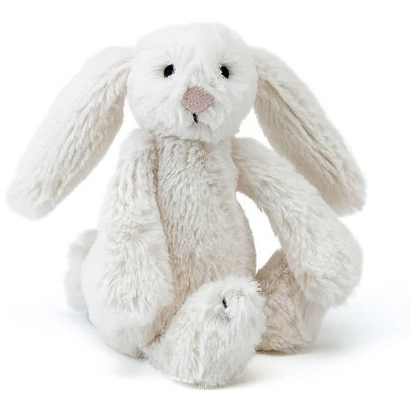 Bashful Bunny Cream (13 cm)