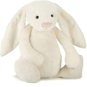 Bashful bunny cream really big 67cm- jellycat-