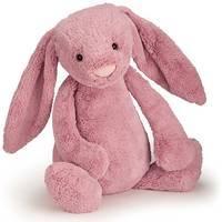 Bashful bunny tulip pink really big 67cm- jellycat-