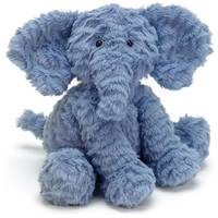 Peluche Fuddlewuddle Elephant (23 cm)