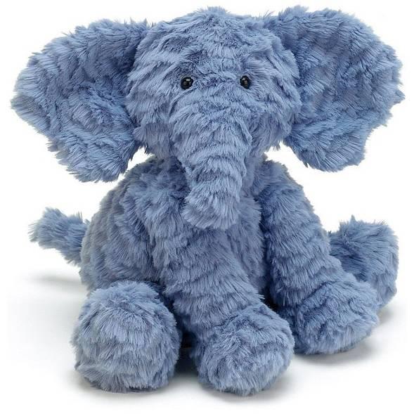 Fuddlewuddle Elephant - medium - jellycat