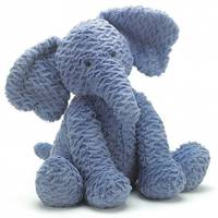Fuddlewuddles elephant large - jellycat -