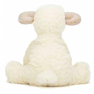 Peluche bébé Fuddlewuddles agneau jellycat