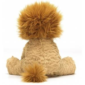 Peluche Fuddlewuddle Lion - 23 cm (medium) - jellycat
