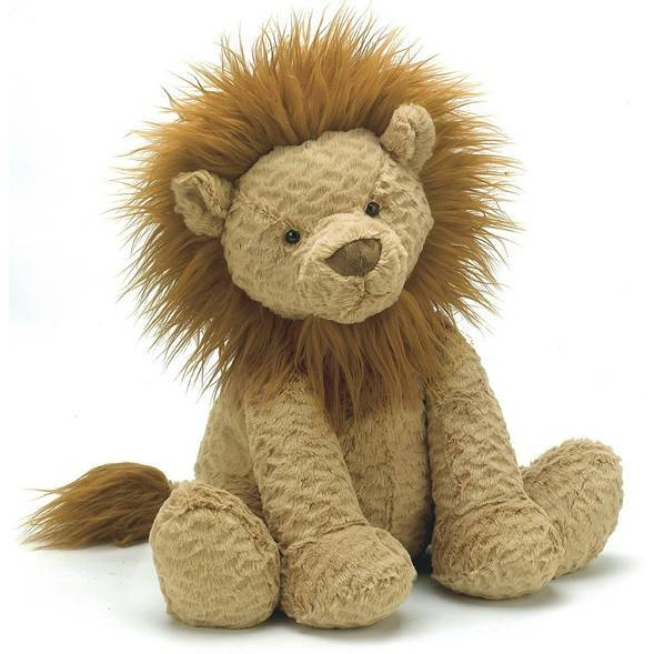 Peluche Fuddlewuddles lion Jellycat