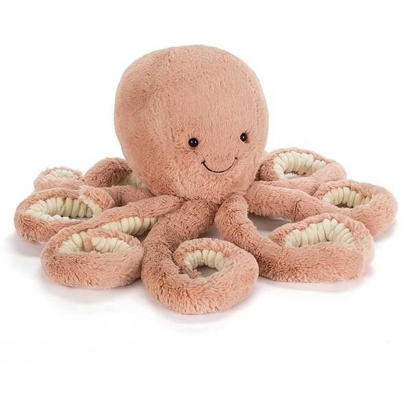 Peluche Poulpe Pieuvre Odell octopus jellycat