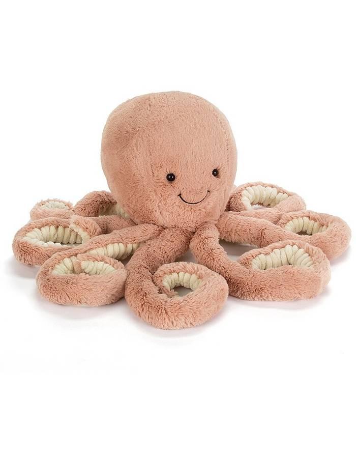 odell octopus 49 cm jellycat dr m design. Black Bedroom Furniture Sets. Home Design Ideas