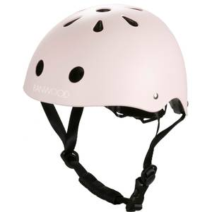 Casque enfant pour draisienne et vélo Matte Pink - Banwood -