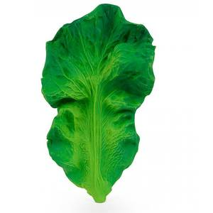 "Anneau de dentition en hevea ""Kendy the Kale"""