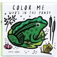 Livre de bain Colour Me Pond - Wee Gallery -