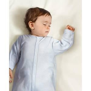 Drap housse pour lit de voyage light bb coton bio blanc pur