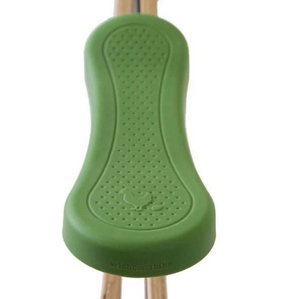 Protection de Selle pour draisienne Wishbone - vert