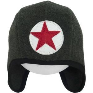 Bonnet speedy star noir - kid kid -