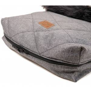 Chancelière nelly earl grey anthracite melange - kaiser -