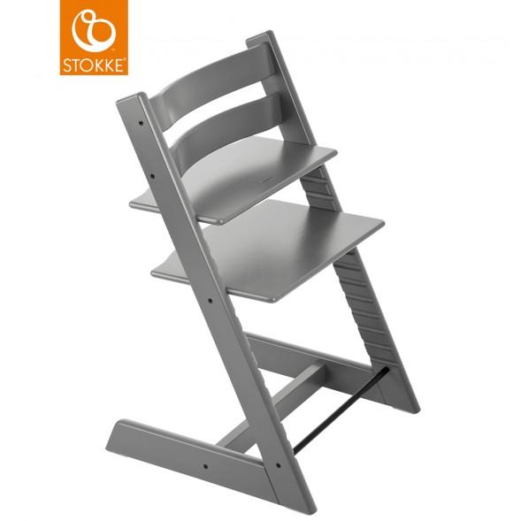 """Chaise haute Tripp Trapp """"Gris Tempête"""""""