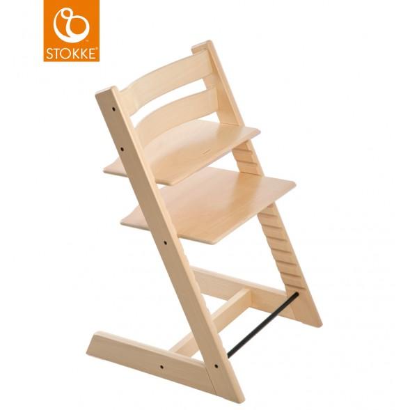 Chaise haute tripp trapp classic - naturel - Stokke