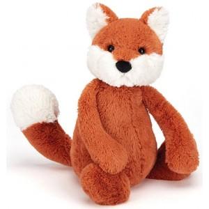 Peluche renard Bashful Fox Cub (18 cm) Jellycat