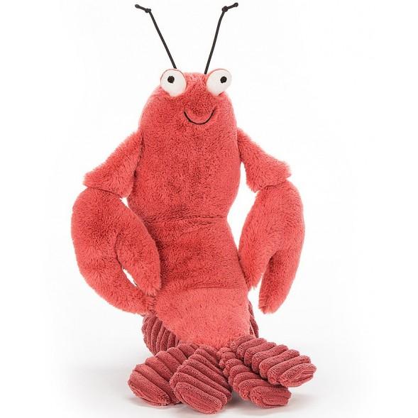 Peluche Larry Homard Lobster (27 cm) Jellycat