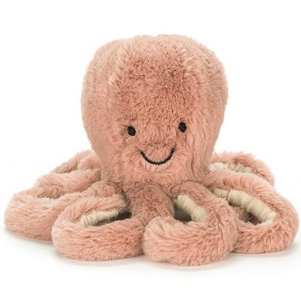 Peluche Odell Octopus  (14 cm)