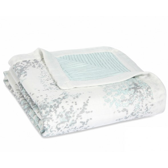 "Couverture Silky Soft  en bambou ""Metallic Skylight Birch"""